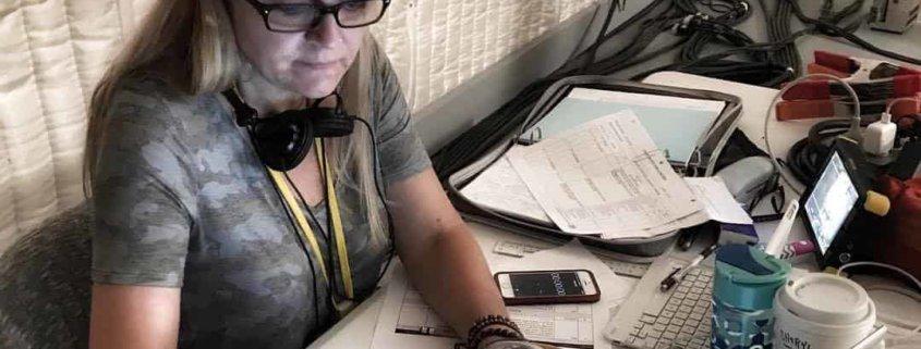Anastasia M Cummings - Script Supervisor-1